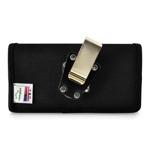 Galaxy S9 Belt Clip Case for Otterbox COMMUTER Case Rotating Belt Clip Black Nylon Pouch