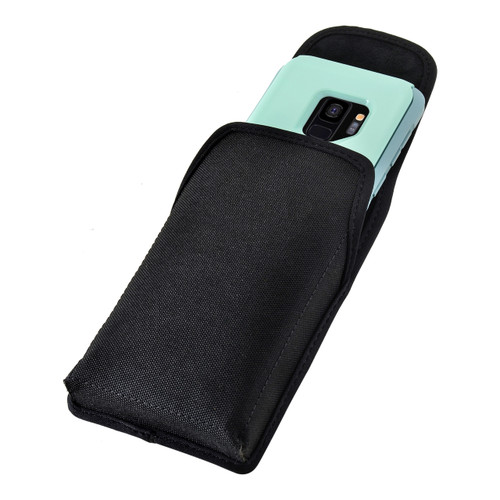 Galaxy S9 Vertical Belt Clip Case for Otterbox COMMUTER Case Rotating Belt Clip Black Nylon