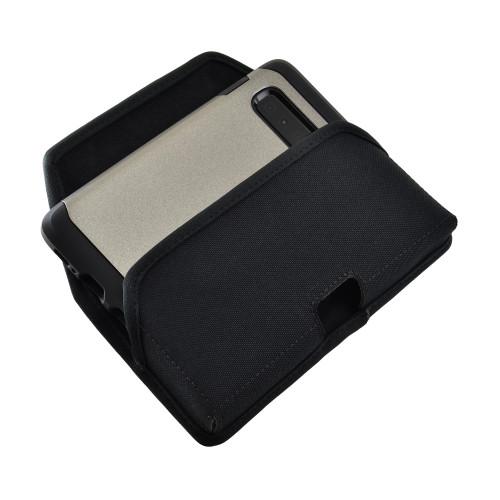 Galaxy S10 Nylon Holster Case Metal Belt Clip