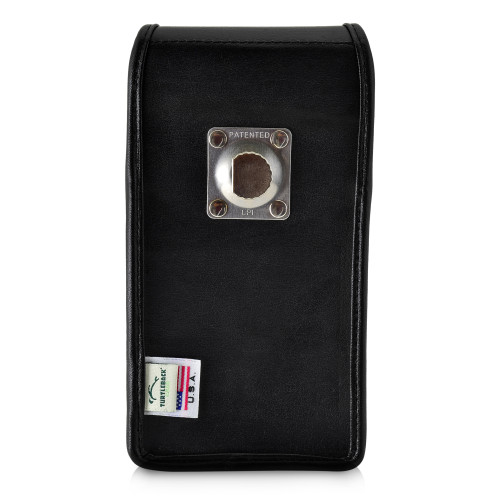 Holster for Google Pixel 3 XL & Pixel 3A XL (2019) Vertical Leather Pouch with Heavy Duty Rotating Belt Clip