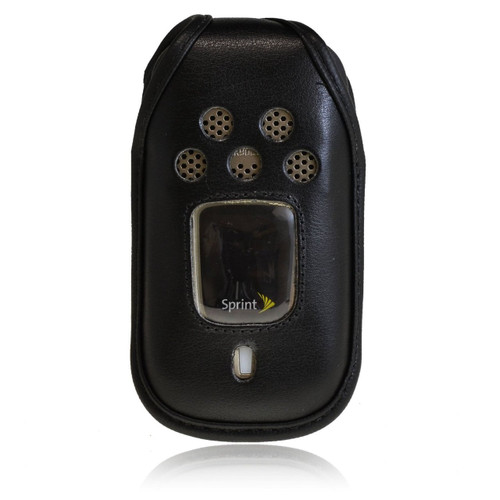 Kyocera DuraPro E4277Heavy Duty Leather Case