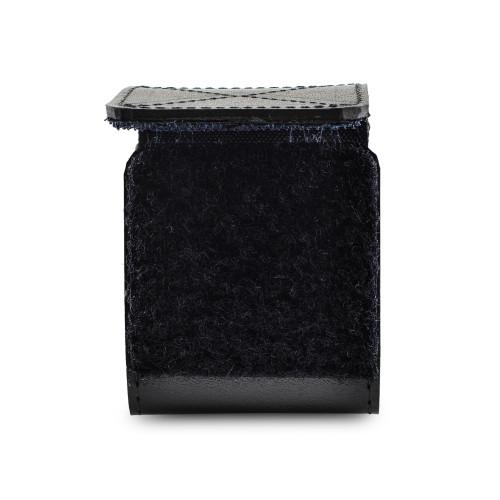 "Balastec Plastic Adjustable Velcro Belt Loop Fits 2 1/2"" Wide Belts"
