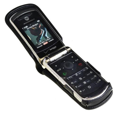 Motorola W755  E Leather Case