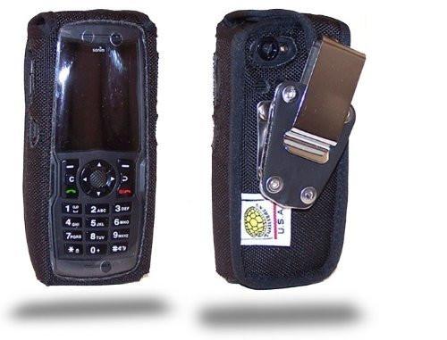 Sonim XP5300 Force 3G Heavy Duty Nylon Fitted Case, Metal Belt Clip by Turtleback