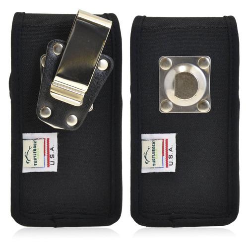 iPhone 5/5S/SE Vertical Nylon Rotating Clip Holster