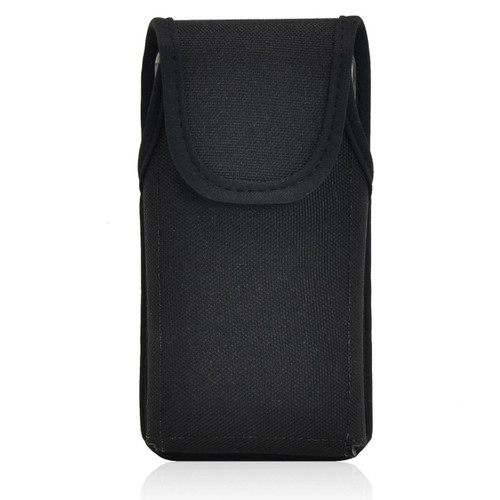 iPhone 5/5S/SE Vertical Nylon Rotating Clip Holster