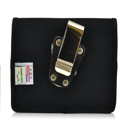 Blackberry Passport Vertical Nylon Holster, Metal Belt Clip