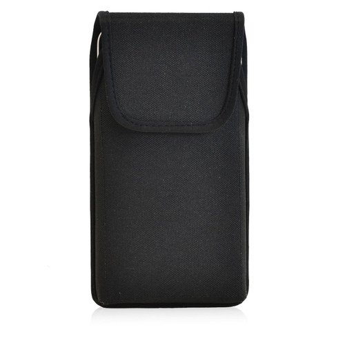 Samsung Galaxy Mega 6.3 Vertical Nylon Holster, Metal Belt Clip