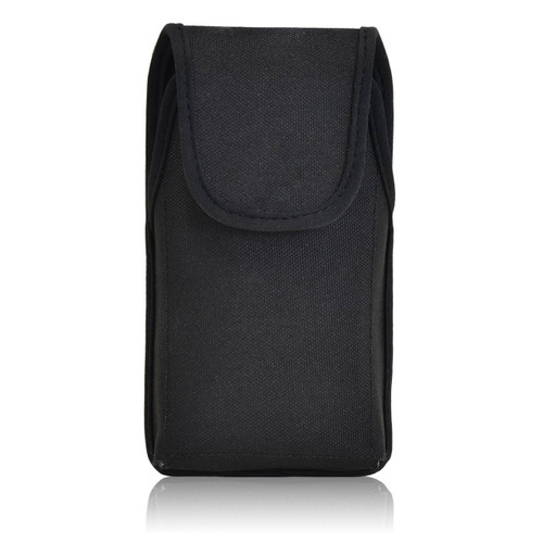Galaxy S6 Vertical Nylon Rotating Clip Holster