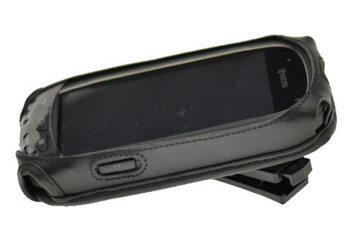 Kyocera Torque & Torque XT E6710 Leather Fitted Phone Case Ratcheting Belt Clip