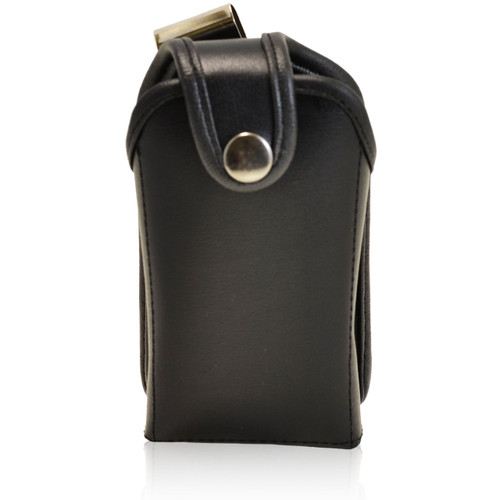 """Small Vertical PDA Heavy Duty Leather Pouch - Fits devices 4"""" X 2"""" X 1"""""""