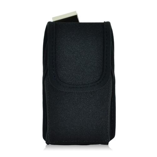 LG 450 Vertical Nylon Holster, Metal Belt Clip