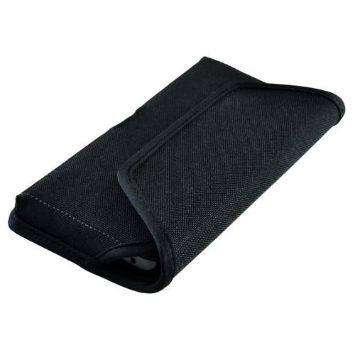HTC One A9 Nylon Holster Black Clip