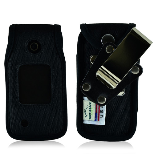 LG Terra VN 210 Nylon Fitted Case, Metal Belt Clip