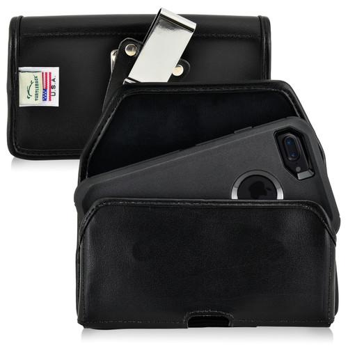 iPhone SE 2020 (2nd Gen), iPhone 7 / 8 Holster Horizontal Metal Belt Clip Fits Otterbox Defender