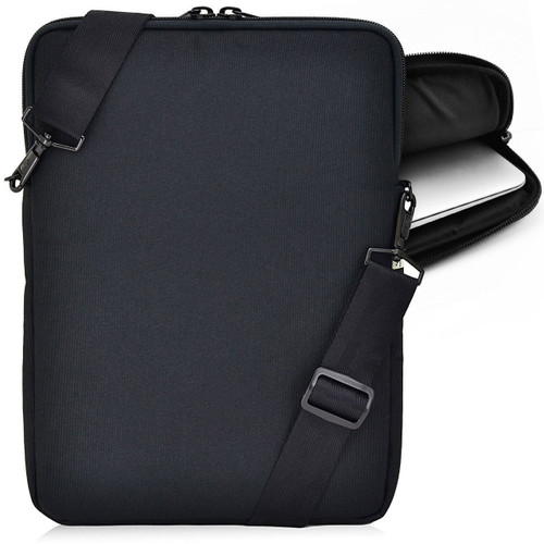Laptop Sleeve - 11 Inch   Padded, Water Resistant, Extra Pocket - Made in USA