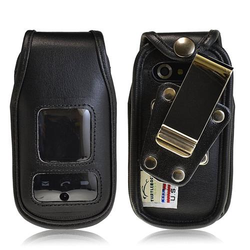 Pantech Breeze 4 IV  Heavy Duty Leather Case