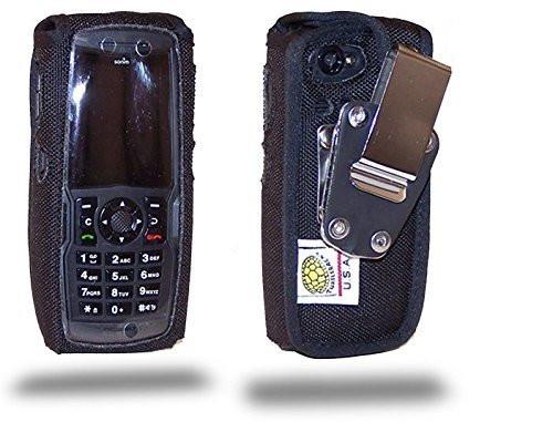 Sonim XP1300 Heavy Duty Nylon Fitted Case, Metal Belt Clip by Turtleback