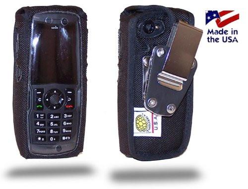 Sonim XP3300 Force Heavy Duty Nylon Fitted Case, Metal Belt Clip by Turtleback