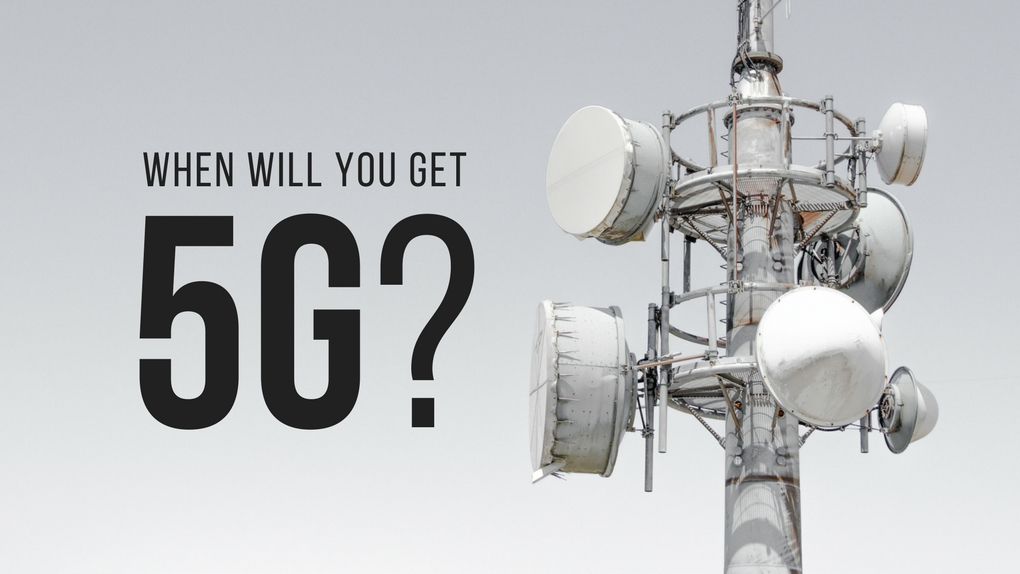 When Will You Get 5G? - Turtleback Case