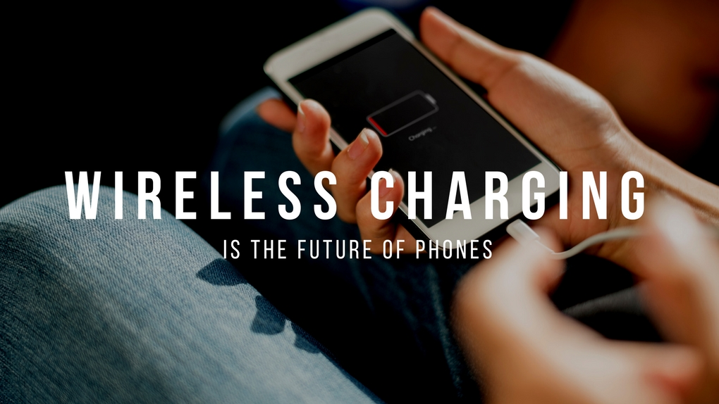 phones with wireless charging