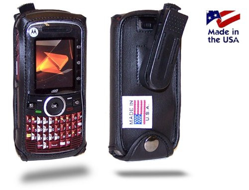 best loved 67708 87ce0 Motorola i465 Clutch Executive Cell Phone Case