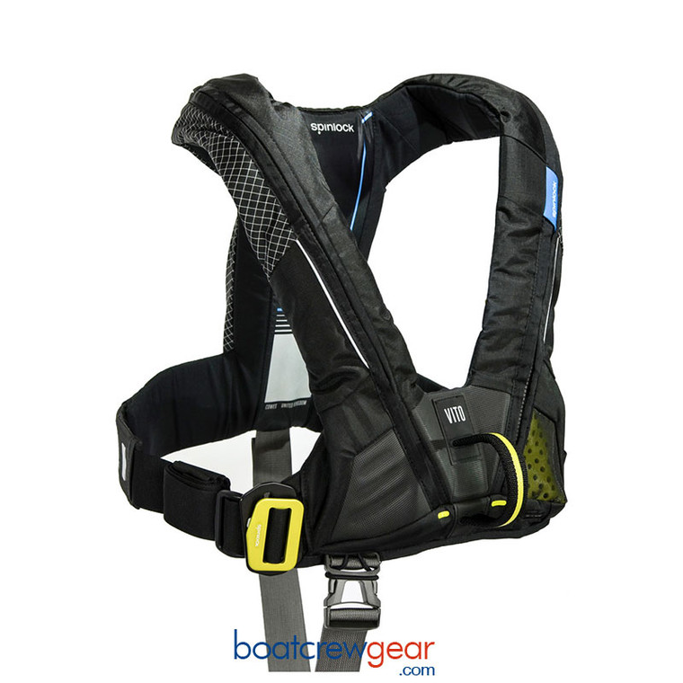 HRS Spinlock Vito Deckvest - with Harness Release System