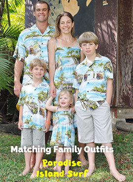 Matching Family Outfits