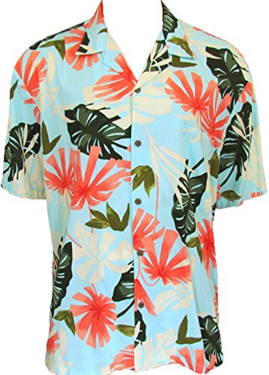 Two Palms Boys Nadina Rayon Shirt
