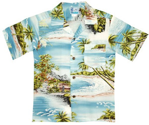 RJC Boys Paradise Island Surf 2pc Set