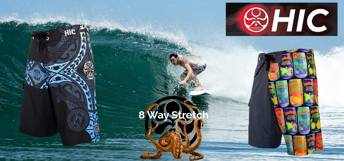 Largest online collection of HIC board shorts