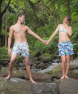 Hawaiian Boxers