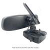 BlendMount BKR-2001R K40 Platinum100 Gentex rear view mirror and MirrorTap