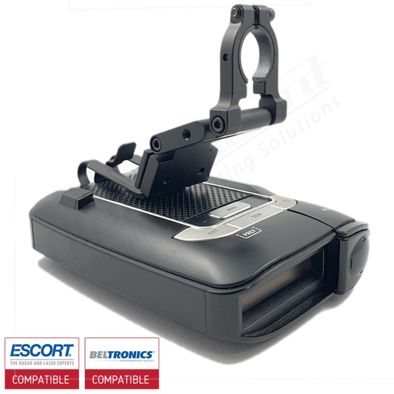 Aluminum Radar Detector Mount for Bel GT/Escort Max 360, Max2/Max/Max II,  Standard Series