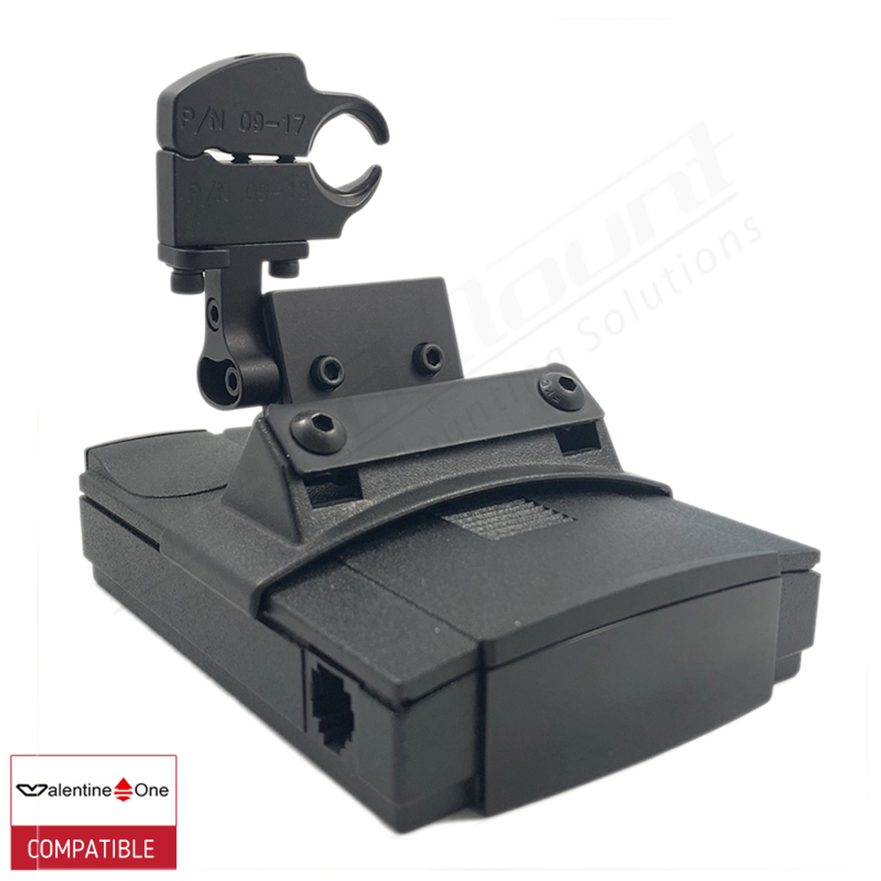 Aluminum Radar Detector Mount for Valentine One, Specialty 2125 Series