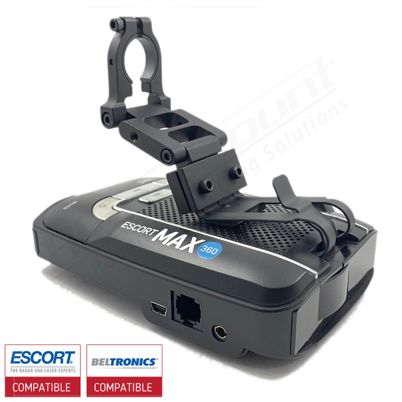 Escort Radar Max 360 >> Aluminum Radar Detector Mount For Bel Gt Escort Max 360 Max2 Max Max Ii Standard 2004r Series