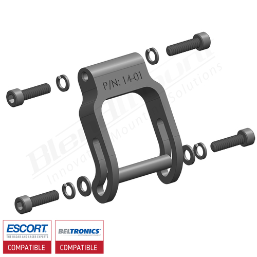 BlendMount BMG-UC1 exploded view