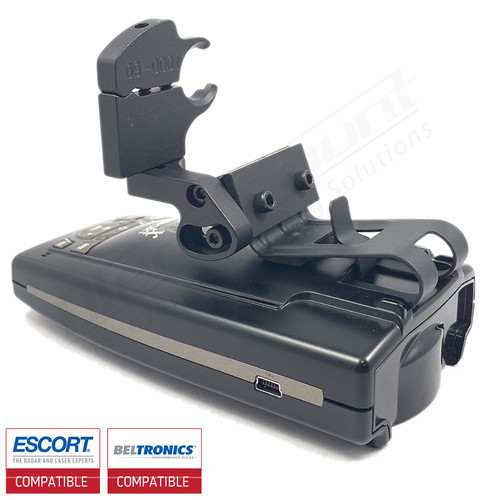 BlendMount BBE-2014 Escort 9500ix iso view 2