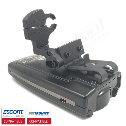 BlendMount BBE-2015 Escort 9500ix iso view 1
