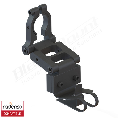 BlendMount BRX-2000R Radenso XP rendering