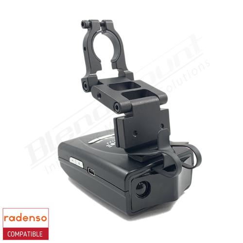 Aluminum Radar Detector Mount for Radenso Pro-M/Pro/Pro SE, Standard 2000R Series