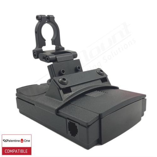 Aluminum Radar Detector Mount for Valentine One, Standard 2001R Series, BV1-2001R
