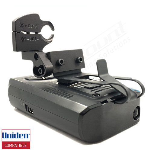 BlendMount BNR-2021 Uniden R3 iso view 1