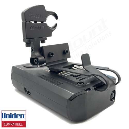 BlendMount BNR-2025 Uniden R3 iso view 1