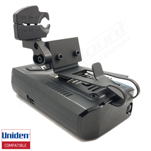 BlendMount BNR-2122 Uniden R3 Iso view 1