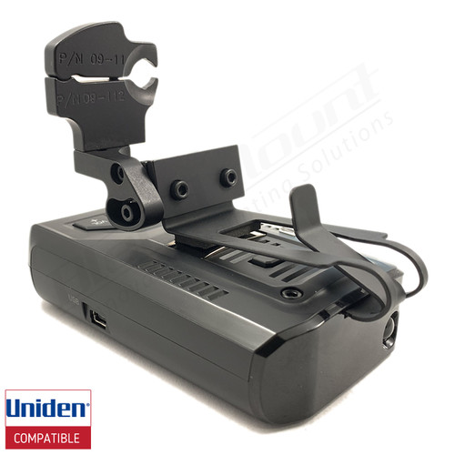 BlendMount BNR-3022 Uniden R3 Iso view 1