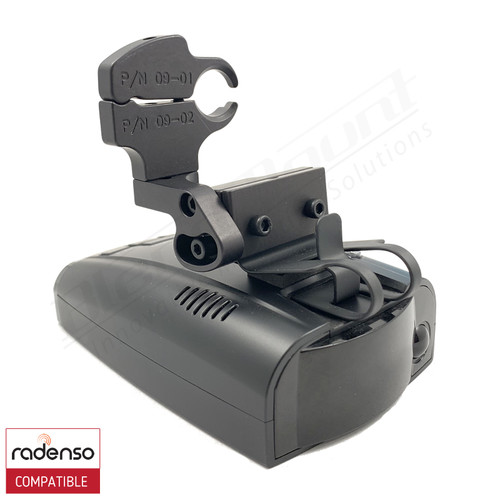 Aluminum Radar Detector Mount for Radenso XP/SP, Specialty 2014 Series