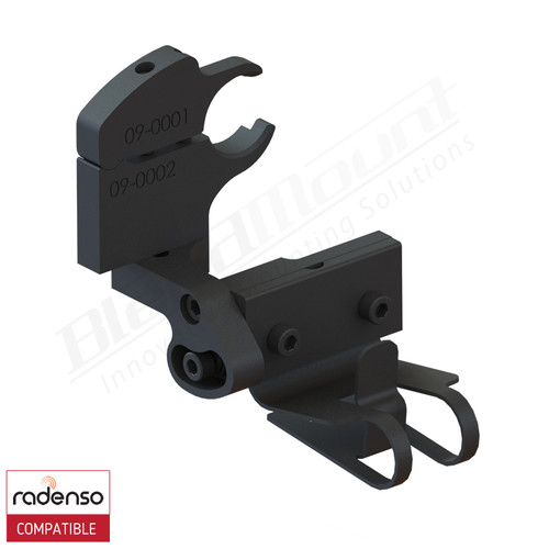 BlendMount BRX-2014 Radenso XP Rendering