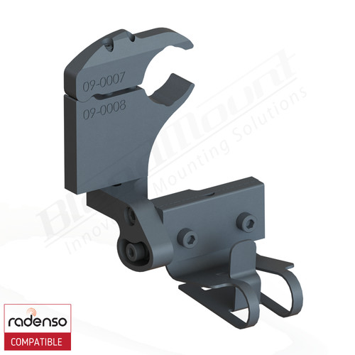Aluminum Radar Detector Mount for Radenso XP/SP, Specialty 2017 Series