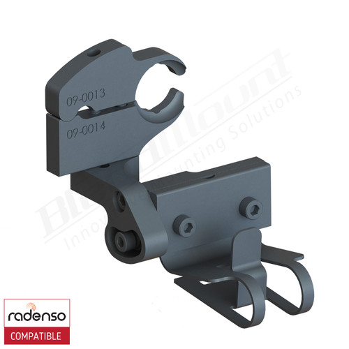 Aluminum Radar Detector Mount for Radenso XP/SP, Specialty 2021 Series